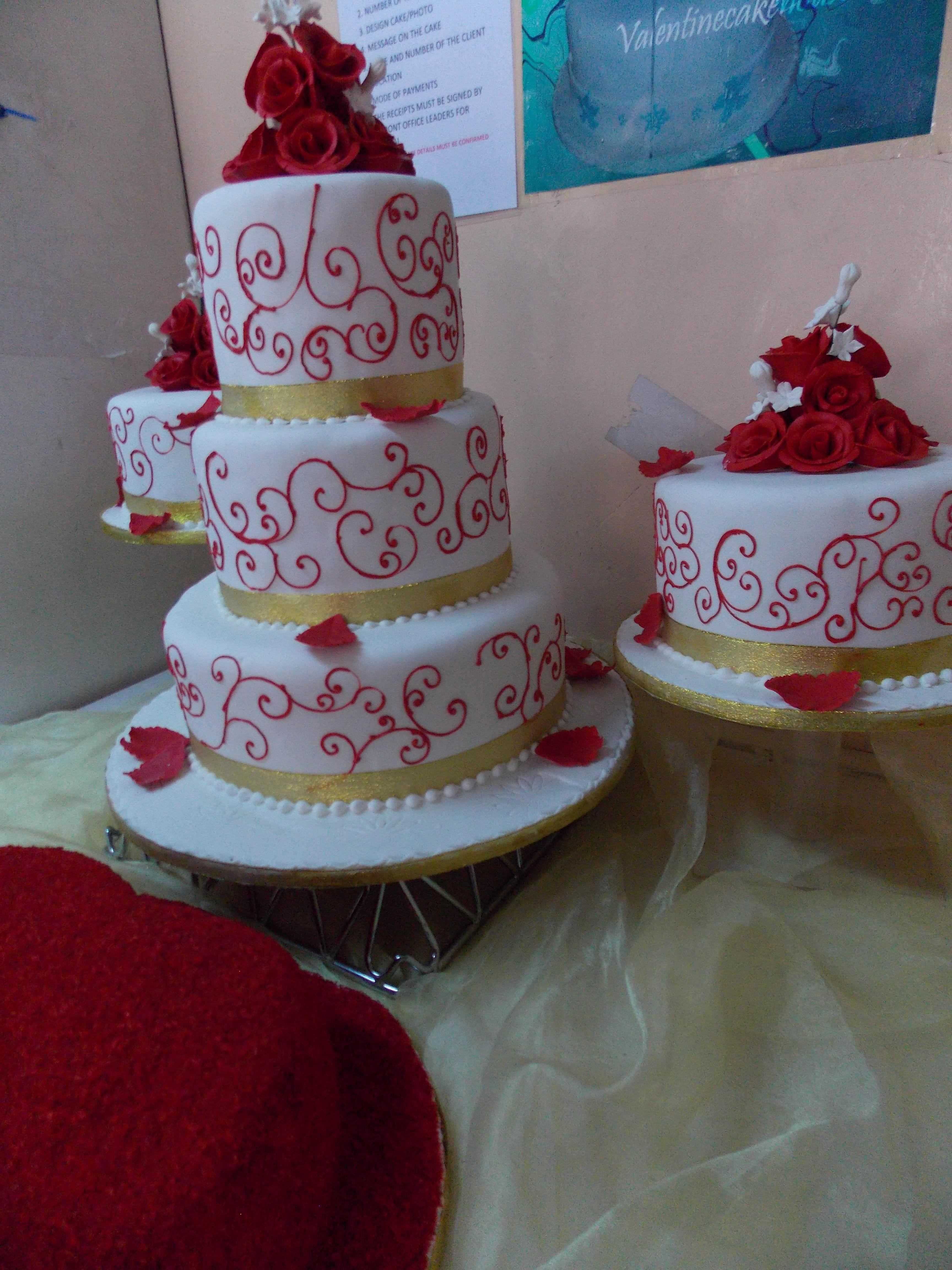 Valentine Cake House Kenya