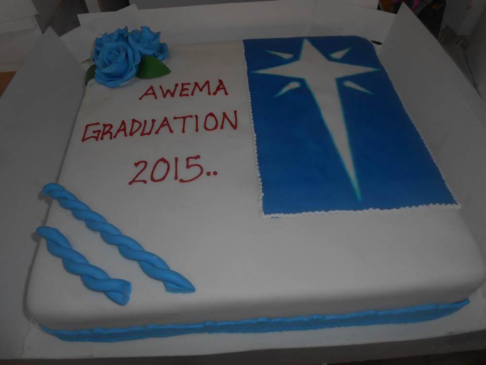 grad 4 3 - Awema graduation