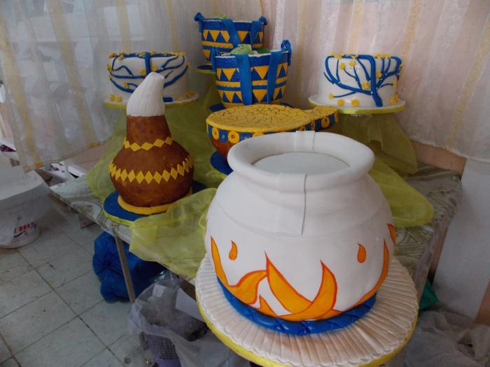 pot and baskets - Pot & Baskets