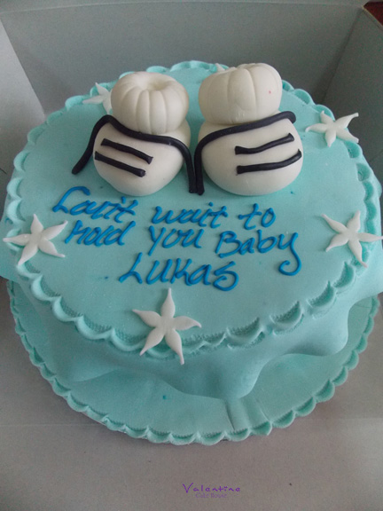 Baby Shower Cake - Valentine Cake House