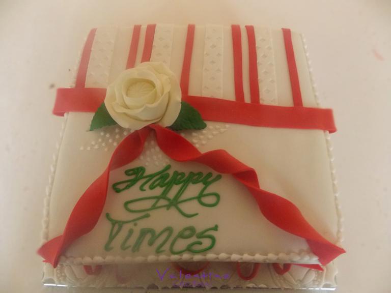 Valentine Cake House - Bridal Shower Cakes