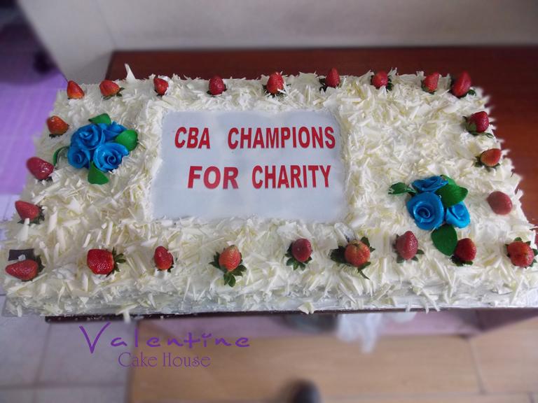 Valentine Cake House - Corporate Cakes