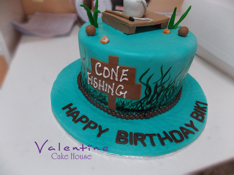 Valentine Cake House Baking School