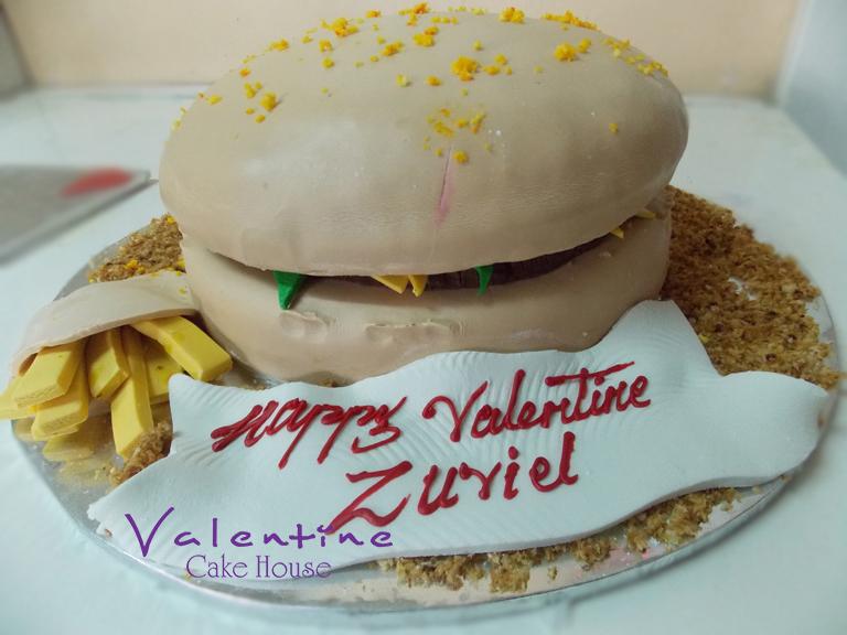 Valentine Cake House - Valentine Cakes