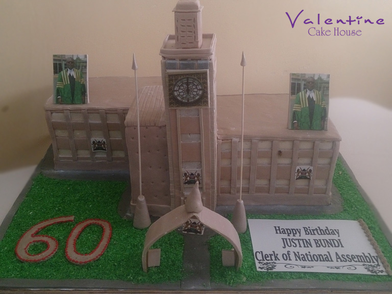 Valentine Cake House Corporate/Government Cakes
