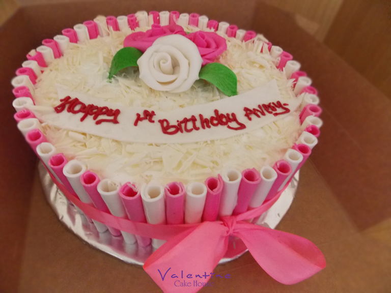 Valentine Cake House - Birthday Cakes