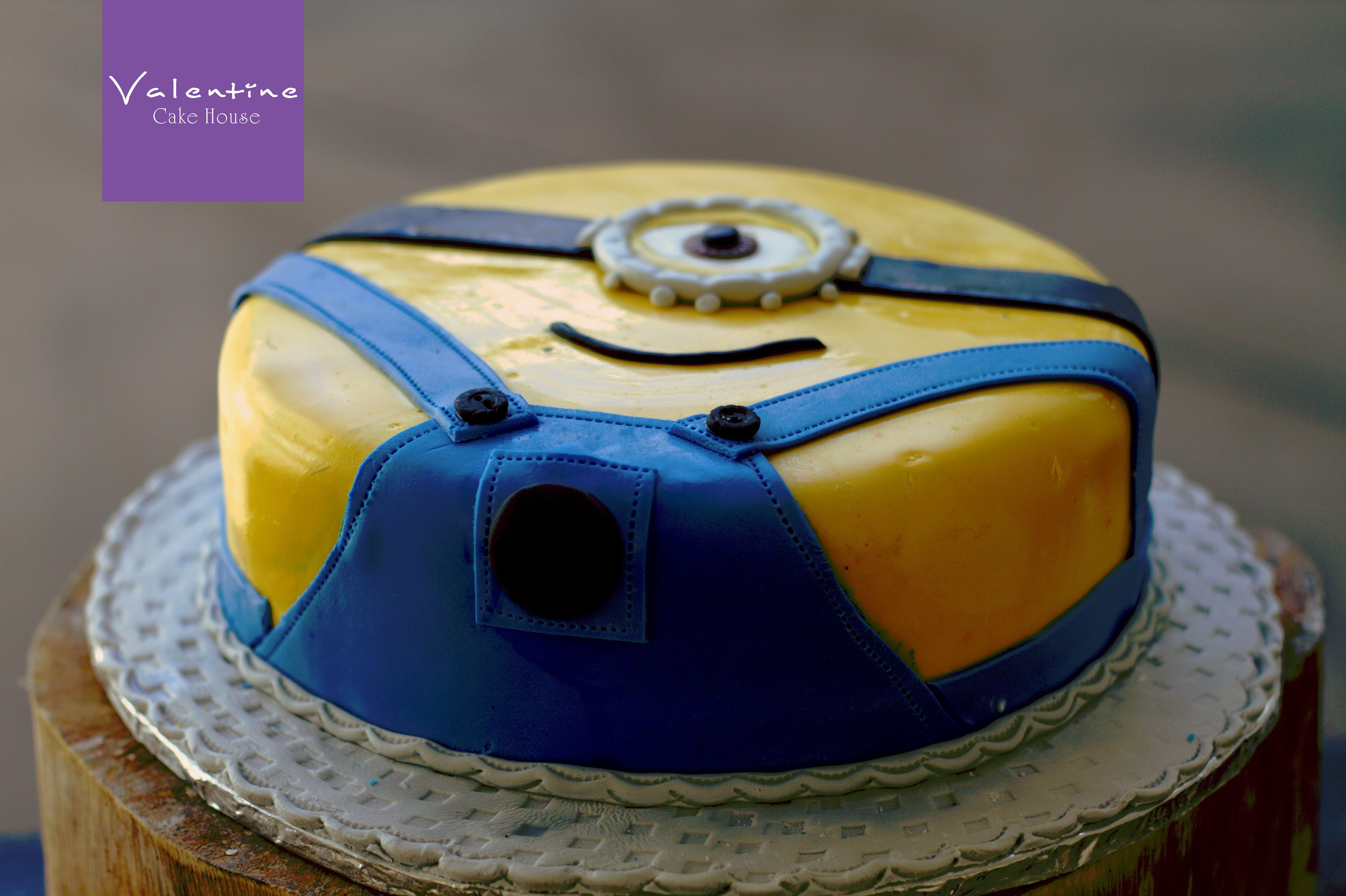 MG 3591 - Minion_Cake