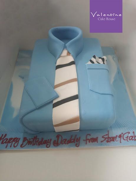 P80514 142831 - Shirt Cake