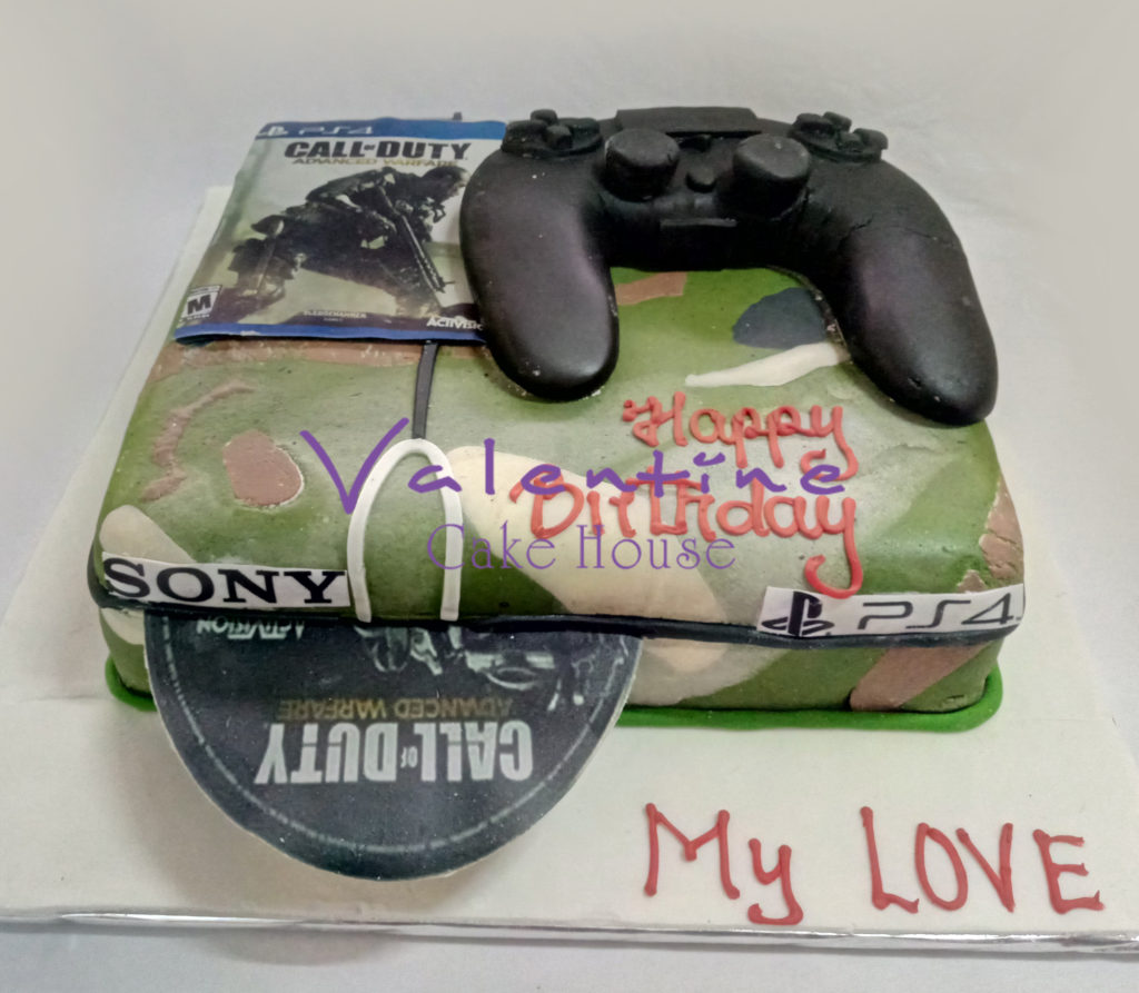 P80714 095059 1024x893 - Playstation Cake