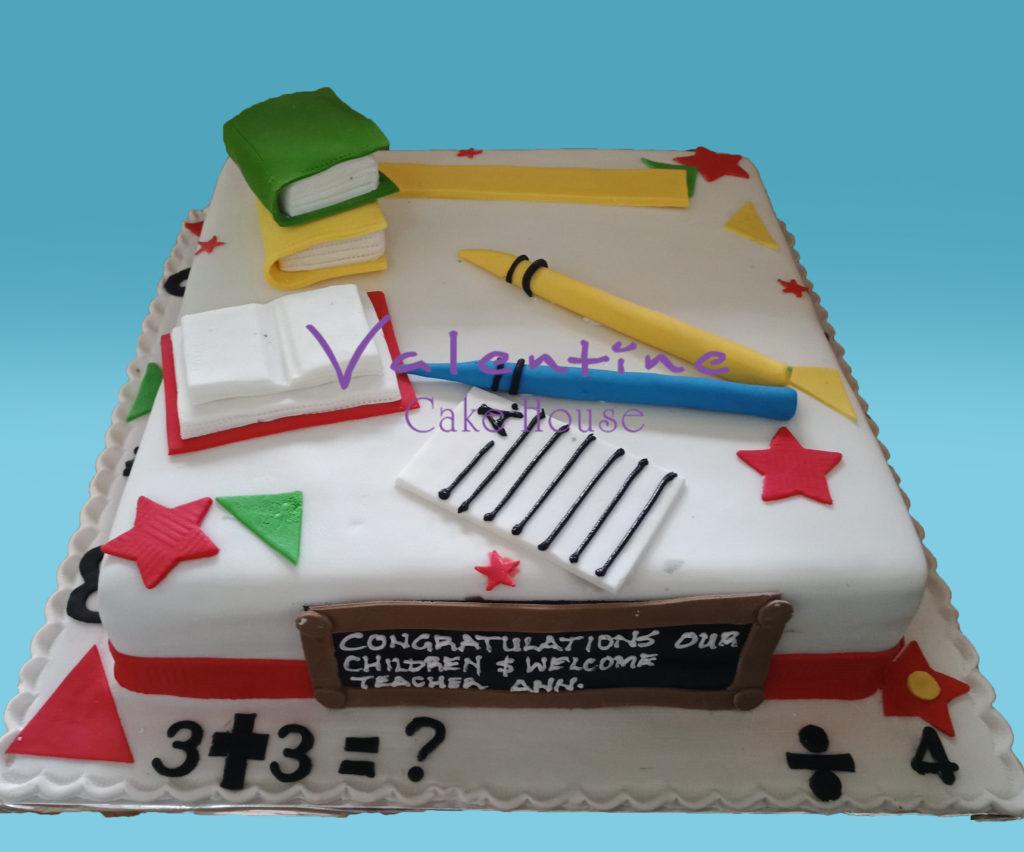 P80727 092017 1024x852 - School Themed Cake